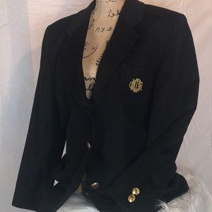 Christian Dior Vintage blazer in Black